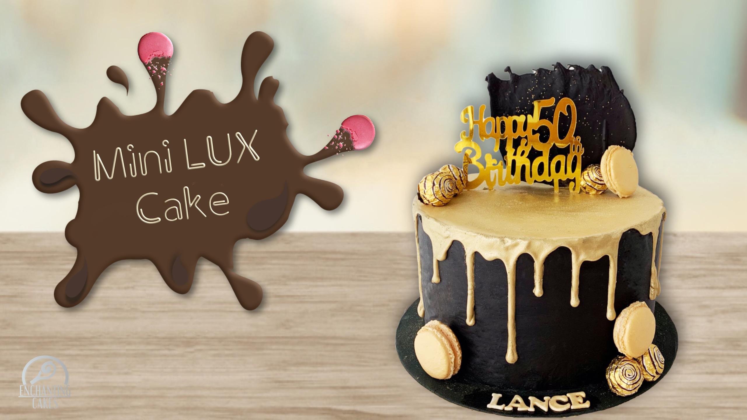 Mini Lux Cake